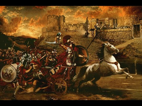 Epic  - Outside The Gates Of Troy