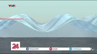Phát hiện đợt sóng quái vật cao 24m tại bán cầu Nam | VTV24