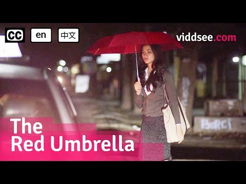 Red Umbrella - A Taxi Driver Picks Up A Strange, Beautiful Passenger // Viddsee.com