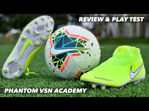 NIKE PHANTOM VISION ACADEMY | REVIEW & PLAY TEST