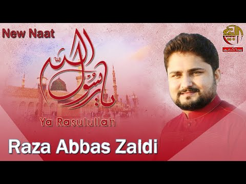 Ishq-e-Sarkar S.W.W.A   Naat 2016-17 By: Raza Abbas Zaidi   Al Baqei Production