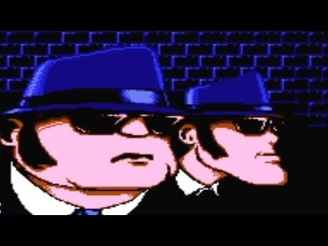 The Blues Brothers (NES) Playthrough - NintendoComplete