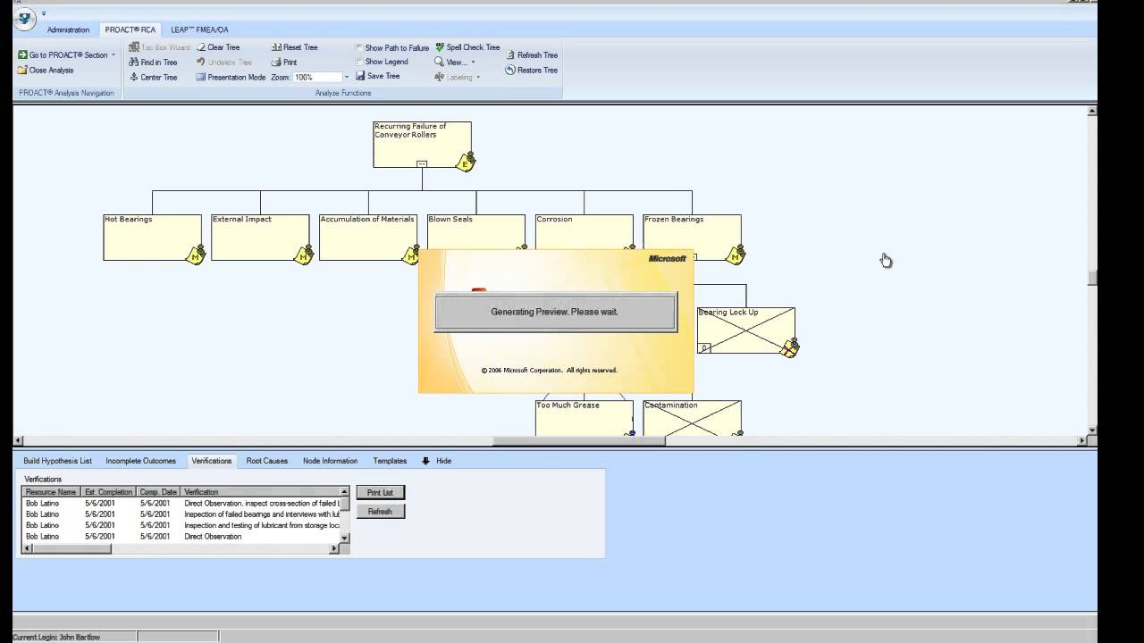 Root Cause Analysis Software | PROACT Suite Network