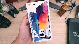 Samsung A50 Unboxing, Saya Dapet Murah!