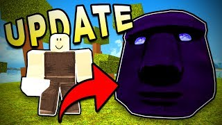 *NEU* SILENT UPDATE! GOD ROCK BUFF & MEHR! (ROBLOX BOOGA BOOGA)