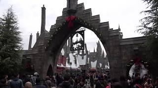 WWHP ウィーザーディング ワールド ハリーポッター ウォーク(クリスマス...