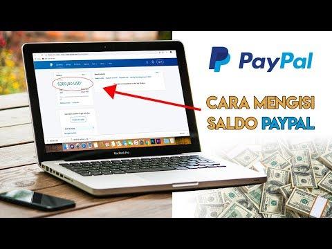 Cara Mengisi Saldo Paypal Tanpa Kartu Kredit Bagaimana Cara Isi Saldo Paypal tanpa Harus Menggunakan.