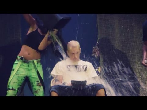 Eminem Ice Bucket Challenge #ALS
