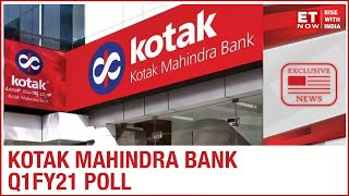 Kotak Mahindra Bank to announce Q1FY21 results today; What should we expect?