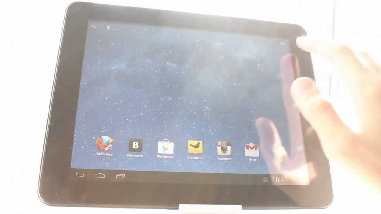 How to update your Allwinner A10 tablet to Android 4 1 1 Jelly Bean (EKEN  A90)