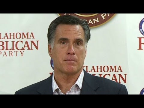Romney Says View Hasn't Changed on Gay Marriage