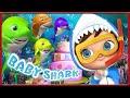 Baby squalo  papy  cartoni animati  canzoni bambini  banana cartoon italiano