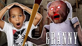 Download ESCAPE SCARY GRANNY HOUSE AT 3AM CHALLENGE PART 2 | Don't Play This At Night With DJ's Clubhouse! Mp3 and Videos