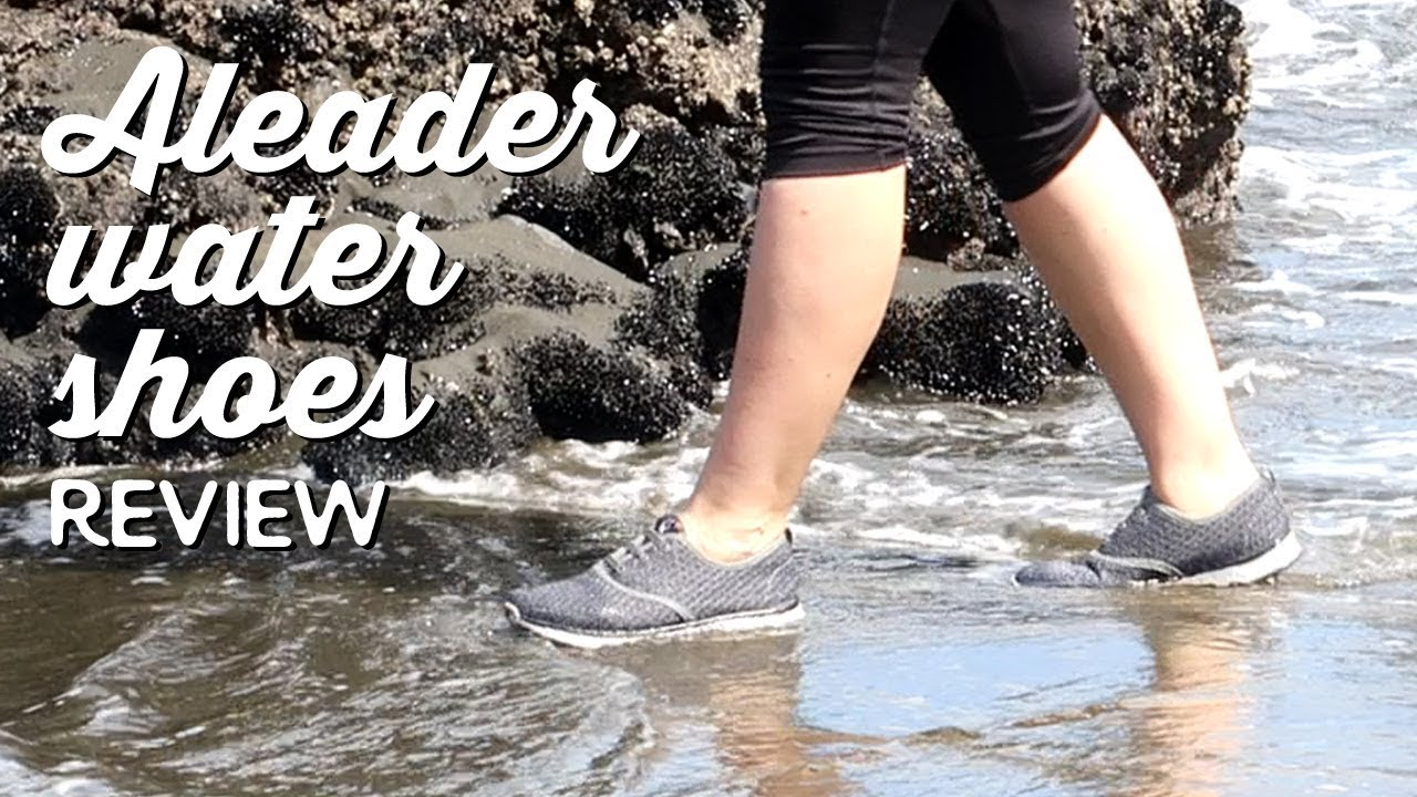 Aleader Water Shoes Review   A Thousand
