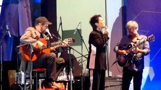"""""""Chega de Saudade"""" JOÃO BOSCO & LEILA PINHEIRO live at Copacabana Palace 17/10/2013"""