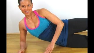 Beginner Pilates & Pop Pilates - Pilates 30 minute workout ☆☆☆☆☆