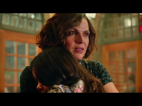Once Upon A Time 7x13 Ending Scene - Regina Will Help Lucy Mills To Brike Henry's Curse Scene
