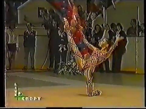 Dinara GIMATOVA Hoop - 2002 Russian Cup AA