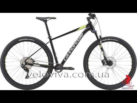 "Видеообзор. Горный велосипед Cannondale Trail 2, 27.5"" (2019). Веломагазин VeloViva"