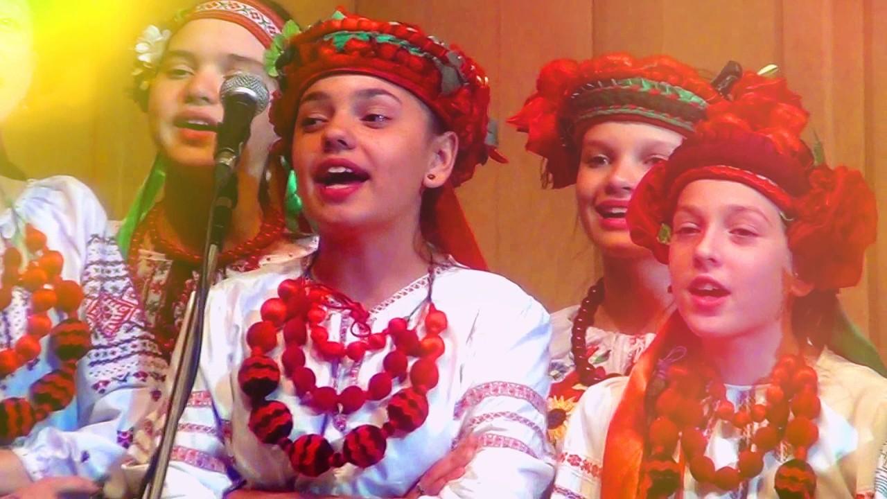 хорошие украинские песни для души