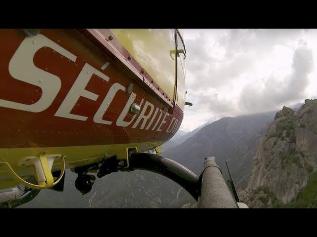 CORSE : Hélicos et Samu, sauvetages à haut risque !