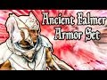 Skyrim SE - Ancient Falmer Set (Snow Elf) - Unique Armor Guide