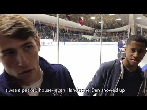 Yale-Brown Men's Hockey Game