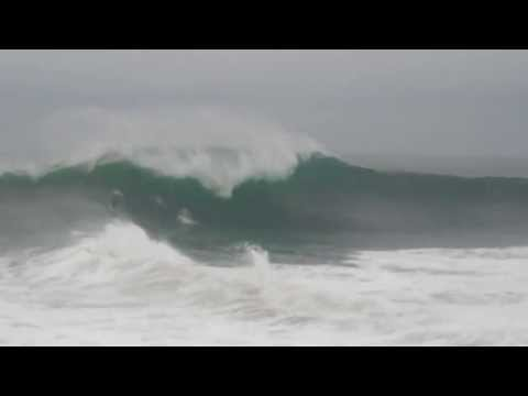 Newport Wedge 6-7-13 Solid South Swell