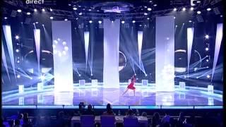 LADY IN RED Andreea Popescu,senzationala in finala-Romania Danseaza FINALA 19 Mai 2013