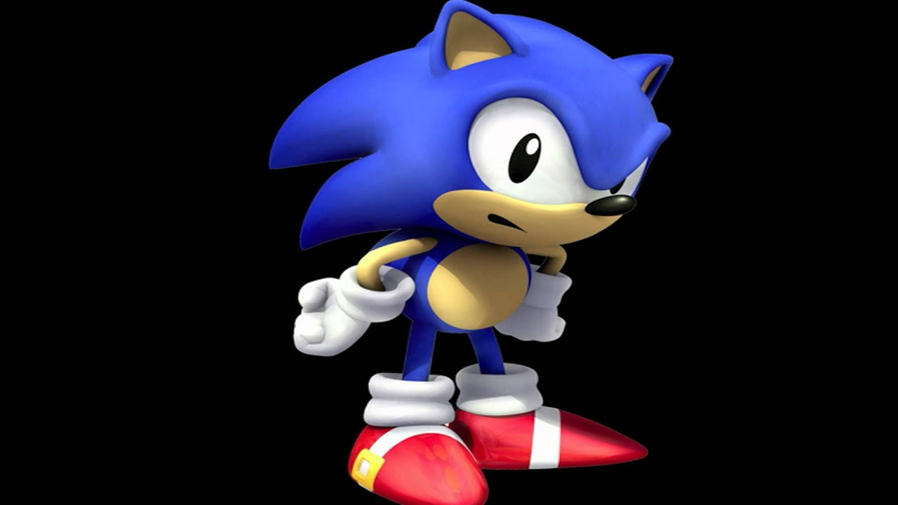 Classic Sonic Is Waiting Youtube