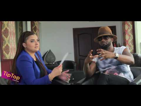 Fally IPUPA chit chat with TipTop Lifestyle
