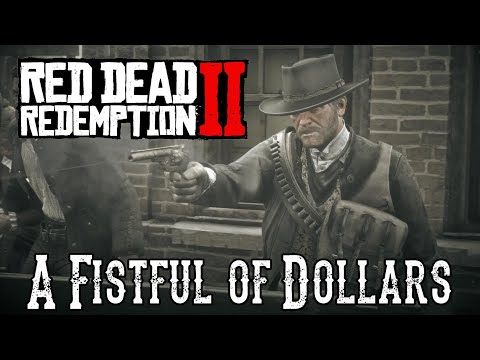 Red Dead Redemption 2 - A Fistful of Dollars thumbnail