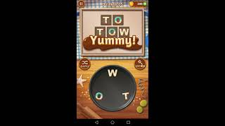 Word Cookies | Home Baker / Oatmeal | word Making Gameplay Video