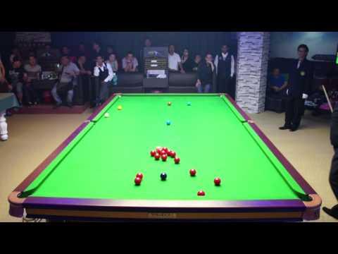Stephen Lee vs Moh Keen Hoo - Niche Snooker Academy Stephen Lee Exhibition 2014