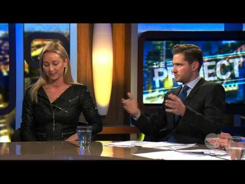 Asher Keddie from Offspring Interview