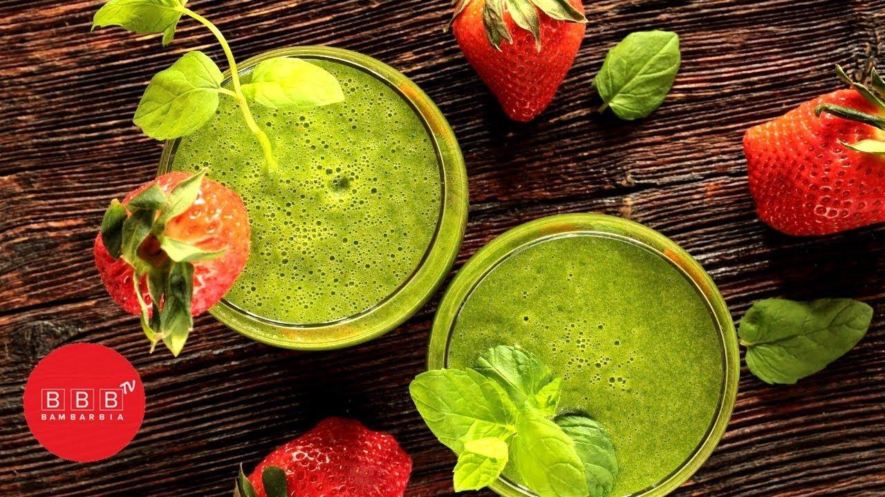 Готовим витаминный коктейль-смузи в iLive кафе | коктейли для похудения купить киев