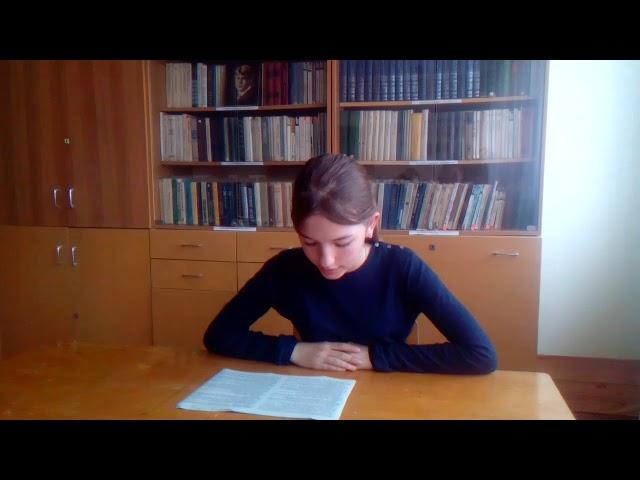 Изображение предпросмотра прочтения – АлександраВолокитина читает произведение «Матрёнин двор» А.И.Солженицына