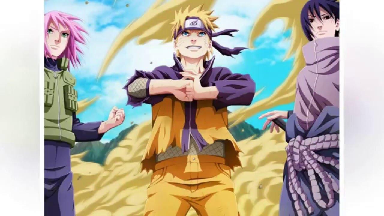 Hoạt Hình Naruto - Những Hình Ảnh Đẹp Nhất Làm Hình Nền