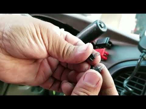 DIY TUNDRA INSTRUMENT LIGHT CLUSTER REPLACEMENT