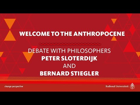 Welcome to the Anthropocene | Debate with philosophers Peter