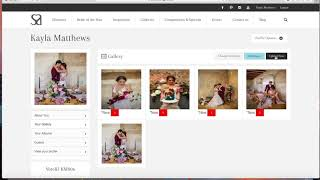 How to upload images to your profile