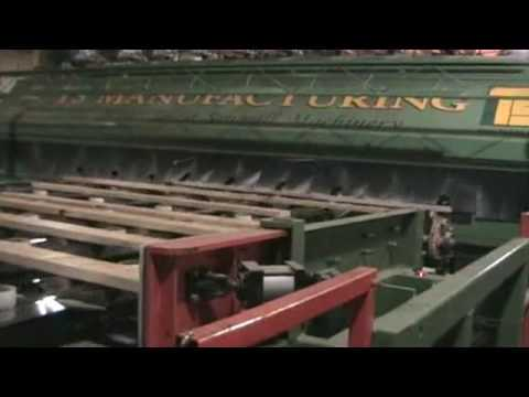 Trimmers - Planing Mill Pine With Manual Grading