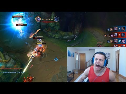 TYLER1: 5 MEN ARE NOT ENOUGH