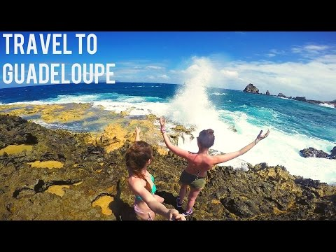 TRAVEL TO GUADELOUPE / CARIBBEAN SEA / ANTILLES VIBES | GoPr