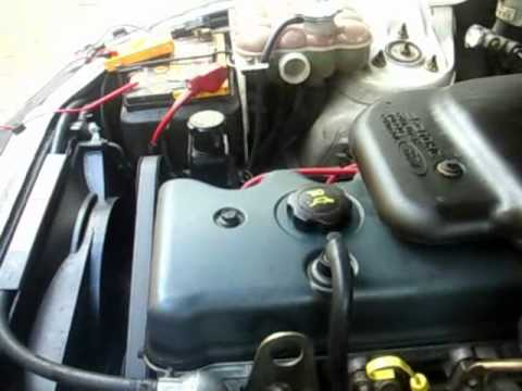 2001 Ford Explorer Engine Fuse Box Location Need Help With Ef Falcon Idle Problem Youtube