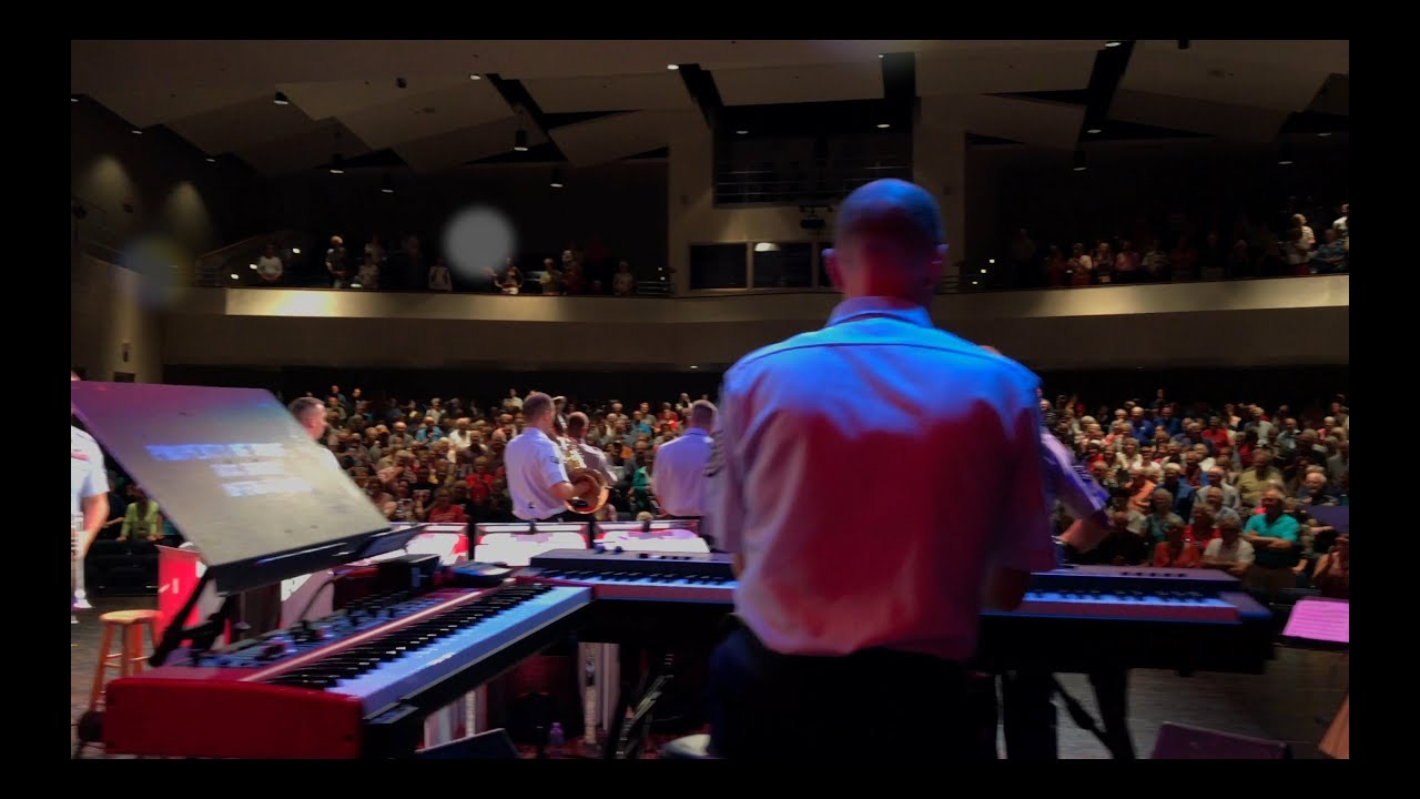 Ever wonder what happens before a USAF Heartland of America band concert?  Here is a glimpse, produced and narrated by band member Staff Sergeant Alberto Rosado- Perez.  September 2017