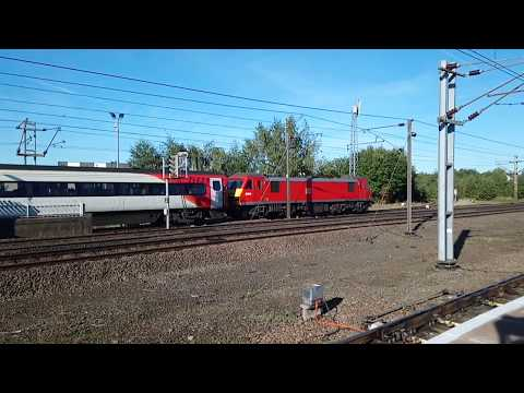 Where would we be without the class 90's?
