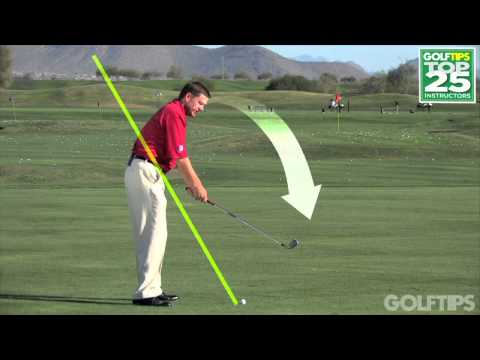 Golf Tips Magazine: Get More Accurate! Learn to Determine the Right Swing Plane