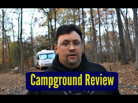 DC by RV: Review of Greenbelt Campground [North American Road Trip #33]