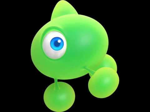 Sonic colors green wisp